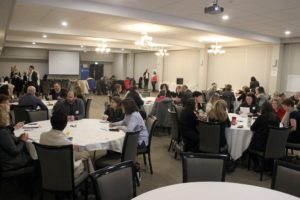 a well attended community engagement session